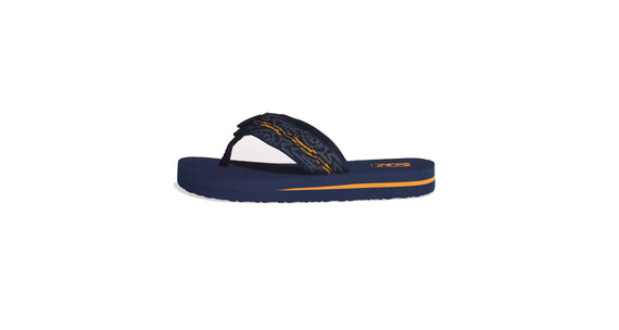 Teva Mush II Sandals Children Wood Stripes Blue